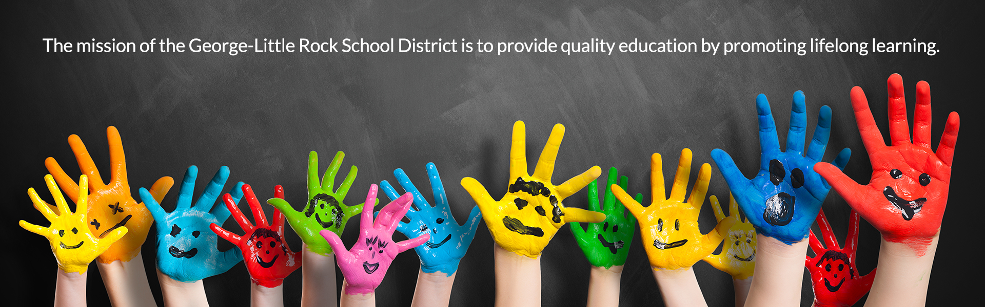 Home Page Slider 1 | George-Little Rock Community School District